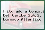 Trituradora Concavi Del Caribe S.A.S. Luruaco Atlántico