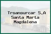Trsansurcar S.A Santa Marta Magdalena