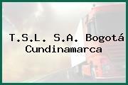 T.S.L. S.A. Bogotá Cundinamarca
