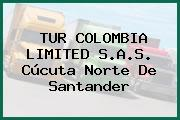 TUR COLOMBIA LIMITED S.A.S. Cúcuta Norte De Santander