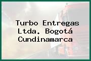 Turbo Entregas Ltda. Bogotá Cundinamarca