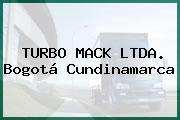 TURBO MACK LTDA. Bogotá Cundinamarca