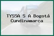 TYSSA S A Bogotá Cundinamarca