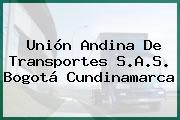 Unión Andina De Transportes S.A.S. Bogotá Cundinamarca