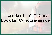 Unity L Y A Sas Bogotá Cundinamarca