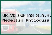 URIVOLQUETAS S.A.S. Medellín Antioquia