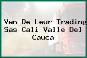 Van De Leur Trading Sas Cali Valle Del Cauca