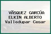 VÃSQUEZ GARCÚA ELKIN ALBERTO Valledupar Cesar