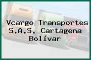 Vcargo Transportes S.A.S. Cartagena Bolívar