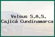 Velsus S.A.S. Cajicá Cundinamarca
