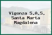 Vigonza S.A.S. Santa Marta Magdalena