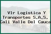 Vlr Logistica Y Transportes S.A.S. Cali Valle Del Cauca