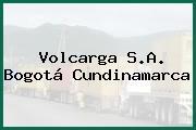 Volcarga S.A. Bogotá Cundinamarca