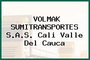 VOLMAK SUMITRANSPORTES S.A.S. Cali Valle Del Cauca