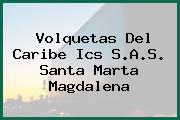 Volquetas Del Caribe Ics S.A.S. Santa Marta Magdalena