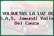 VOLQUETAS LA LUZ DG S.A.S. Jamundí Valle Del Cauca