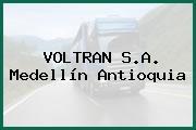 VOLTRAN S.A. Medellín Antioquia