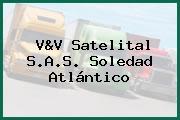 V&V Satelital S.A.S. Soledad Atlántico