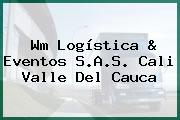 Wm Logística & Eventos S.A.S. Cali Valle Del Cauca