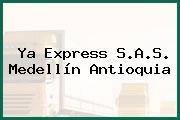 Ya Express S.A.S. Medellín Antioquia