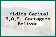 Yidios Capital S.A.S. Cartagena Bolívar