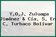 Y.O.J. Zuluaga Jiménez & Cía. S. En C. Turbaco Bolívar
