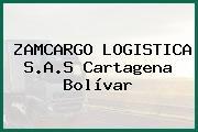 ZAMCARGO LOGISTICA S.A.S Cartagena Bolívar