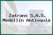 Zatrans S.A.S. Medellín Antioquia
