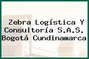 Zebra Logística Y Consultoría S.A.S. Bogotá Cundinamarca