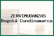 ZERVIMUDANZAS Bogotá Cundinamarca