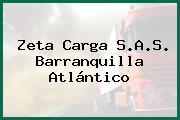 Zeta Carga S.A.S. Barranquilla Atlántico