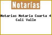 Notarias Notaria Cuarta 4 Cali Valle