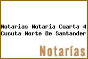 Notarias Notaria Cuarta 4 Cucuta Norte De Santander