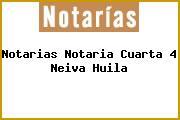 Notarias Notaria Cuarta 4 Neiva Huila