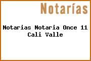 Notarias Notaria Once 11 Cali Valle