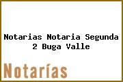 Notarias Notaria Segunda 2 Buga Valle