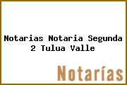Notarias Notaria Segunda 2 Tulua Valle