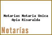 Notarias Notaria Unica Apia Risaralda