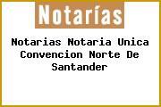 Notarias Notaria Unica Convencion Norte De Santander