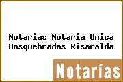 Notarias Notaria Unica Dosquebradas Risaralda