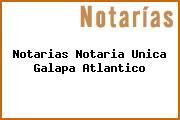 Notarias Notaria Unica Galapa Atlantico
