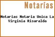 Notarias Notaria Unica La Virginia Risaralda