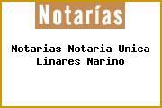 Notarias Notaria Unica Linares Narino