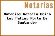 Notarias Notaria Unica Los Patios Norte De Santander