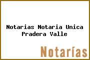 Notarias Notaria Unica Pradera Valle