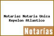 Notarias Notaria Unica Repelon Atlantico