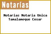 Notarias Notaria Unica Tamalameque Cesar