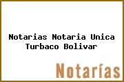 Notarias Notaria Unica Turbaco Bolivar
