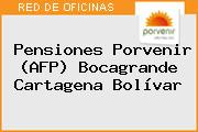 Teléfono y Dirección de Pensiones Porvenir (AFP) Bocagrande, Cartagena, Bolívar, Colombia