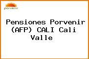Pensiones Porvenir (AFP) CALI Cali Valle